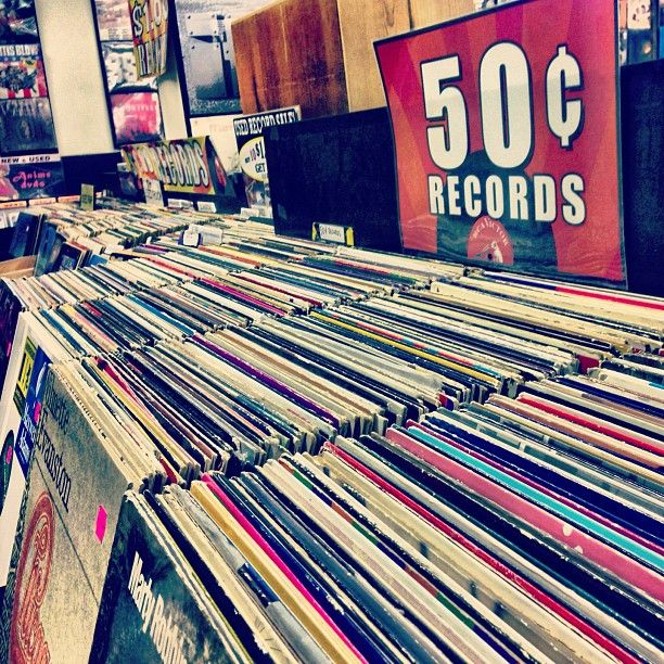 Rasputin Music in San Francisco, CA