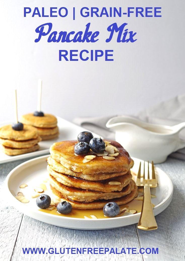 Paleo Pancakes Recipe Paleo Pancakes Delicious Breakfast Recipes Pancakes