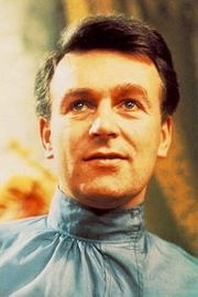 William Russell as Ian Chesterton - companion to the 1st Doctor
