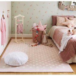 """Tapis chambre fille """" Étoiles Rose """" par Lorena Canals                                                                                                                                                                                 Plus"""