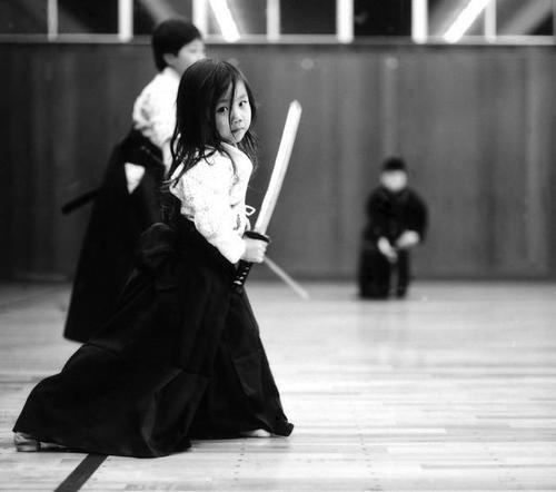 These children are fortunate to be able to start young...their bodies will encompass the principles of aikido as naturally as breathing.