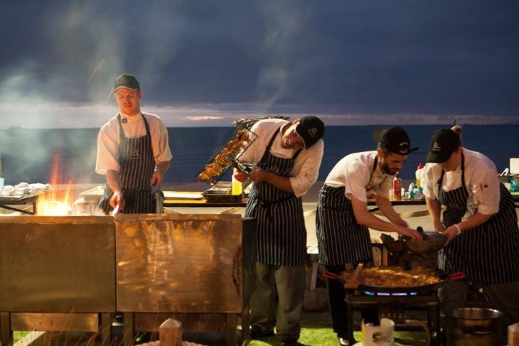 Beachside BBQ #Donovans