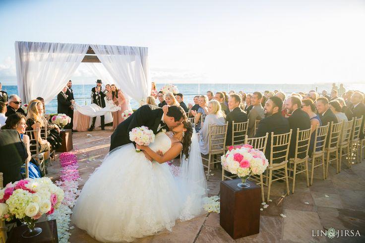 Four Seasons Biltmore Santa Barbara Wedding