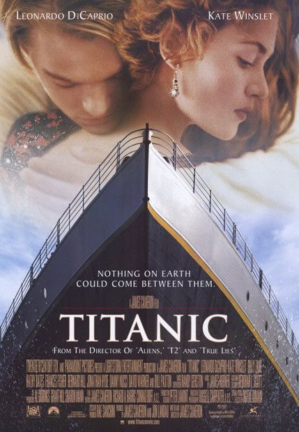 Titanic - The 75 Most Iconic Movie Posters of All Time | Complex