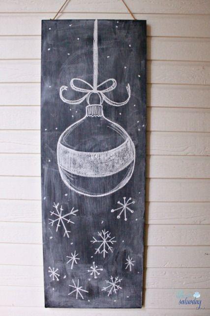 JOYful Christmas Porch | Like a Saturday