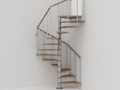 Escalier Colimacon Fontanot Genius Q40