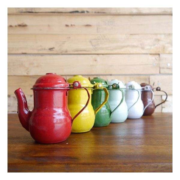 パキスタン ホーローチャイポットS(全6色) :i6-gr-chaipot-s:輸入雑貨屋 BON ETO Vikings - 通販 - Yahoo!ショッピング