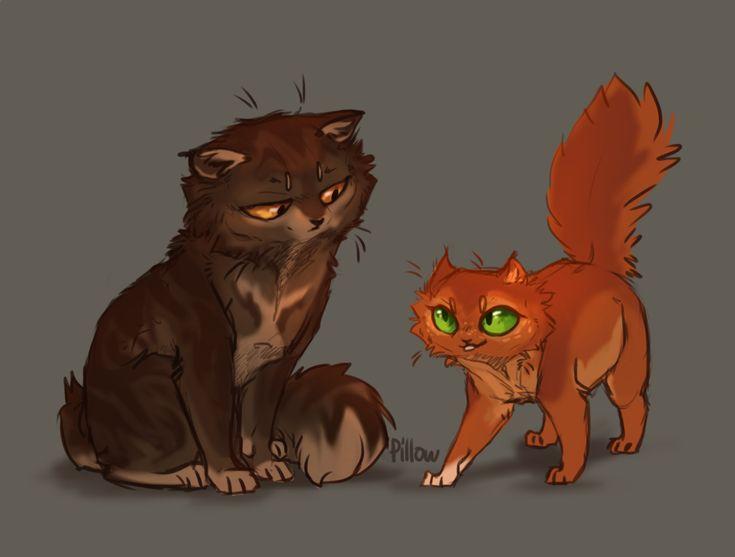 Warrior Cats Finpaw