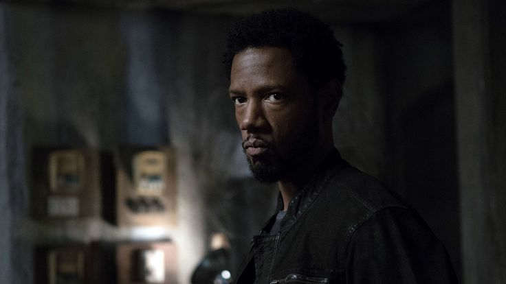Tory Kittles (Broussard) stars in season 2, episode 9 of Colony.