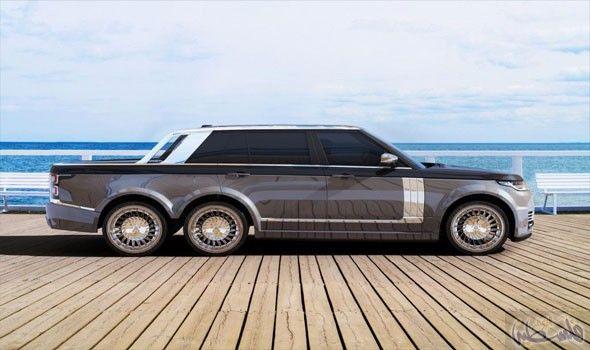 سيارة Range Rover Range Rover Car Luxury Yachts