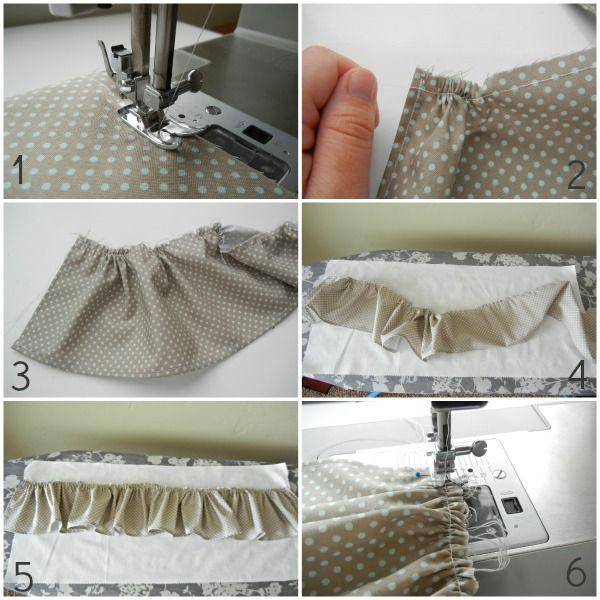 Ruffled Crib Skirt Tutorial The Ribbon Retreat Blog
