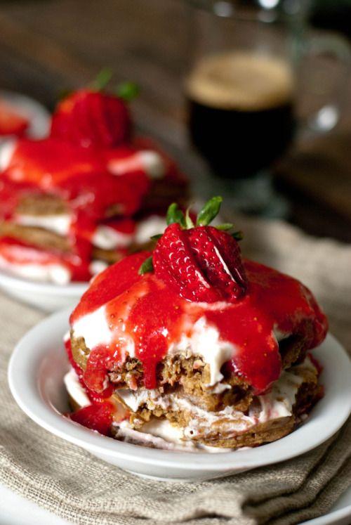 Tiramisu Pancakes | Pancakes + Waffles + Crepes | Pinterest | Tiramisu ...