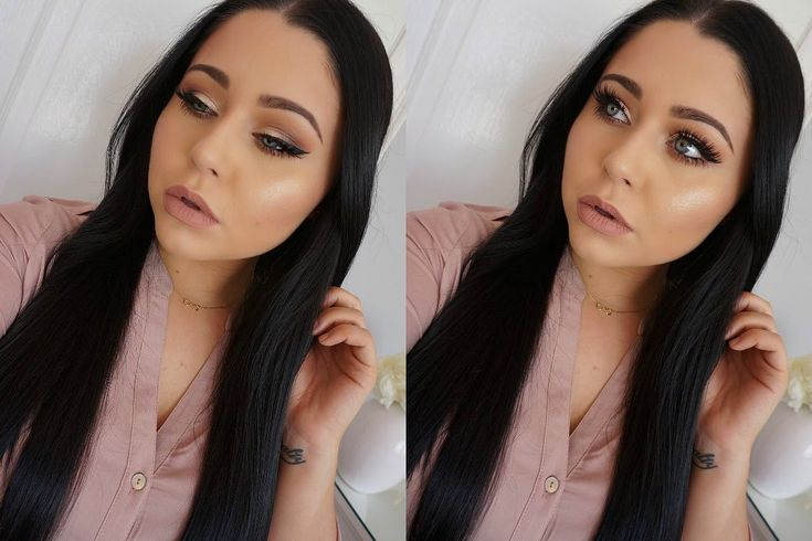 How to Contour & Highlight (Round Faces) -- This is suchhh a good tutorial!