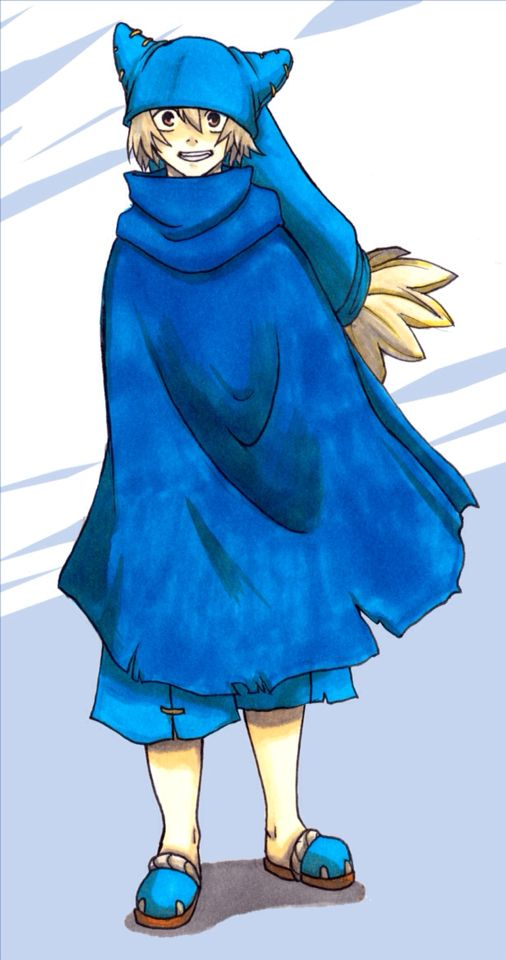 Wakfu Yugo This is yugo when he's a an adult.