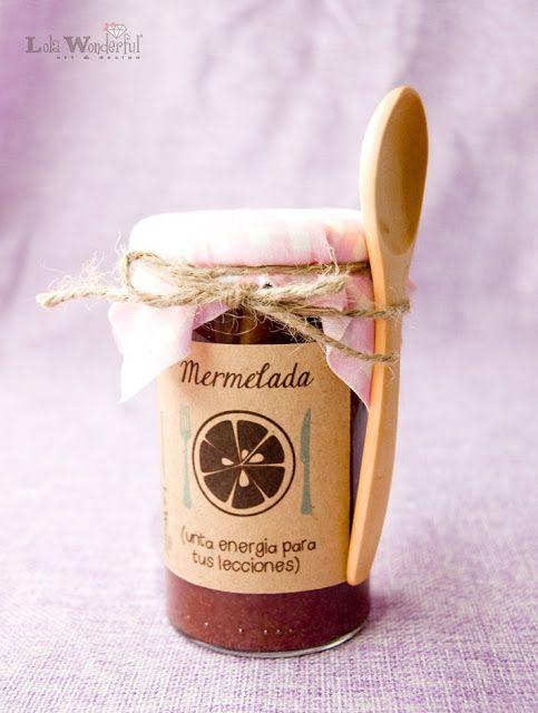 Lola Wonderful_Blog: Desayuno gourmet personalizado: Regalo para maestra