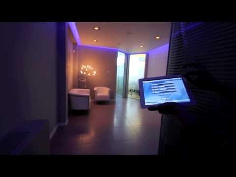 AFM domotics - [Quick View 02] - lights, colors