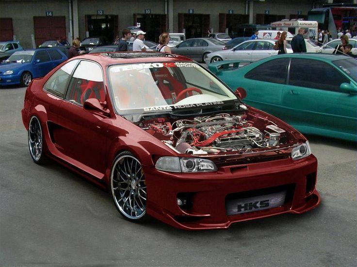 1995 Honda Civic Coupe - Pictures - CarGurus