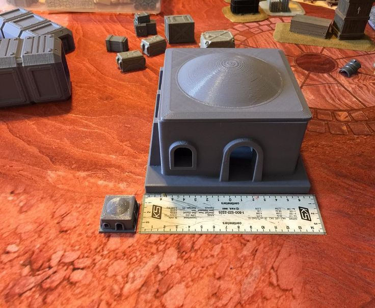 #wip Desert Dwellings terrain (and a tiny one for fun) #warmongers #miniatures #gaming #wargames #wh40k #starwars #warhammer #tabletop #hobby #picoftheday #instadaily #fun #art #design #gamesworkshop #gaming #rpg #followme #game