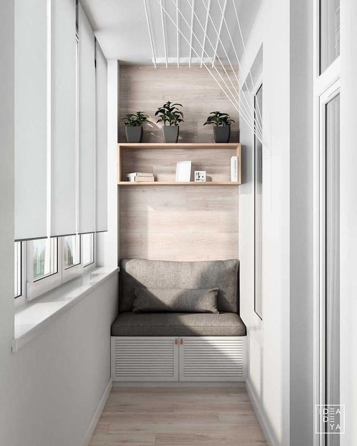 шкаф для узкого балкона фото при строительстве для