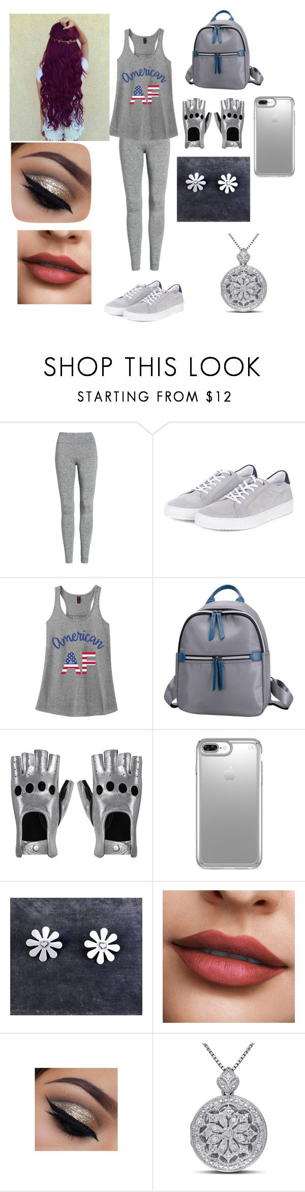 """Untitled #76"" by skyepicness on Polyvore featuring Treasure & Bond, Barbour, Manokhi, Speck and Miadora"