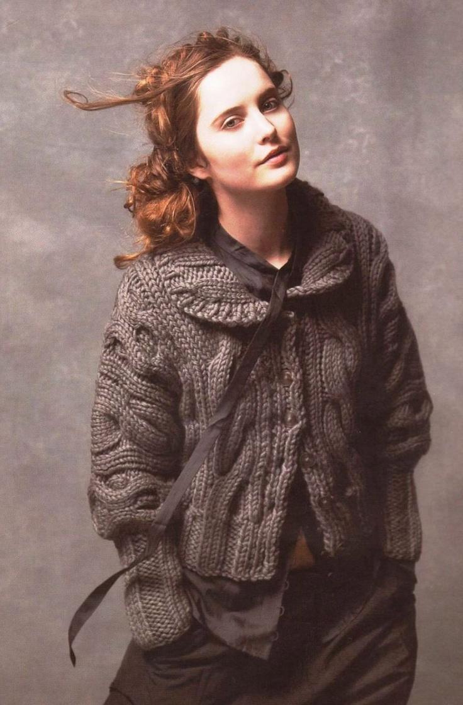 Rowan (British knitting/crochet magazines) - Winter Drift
