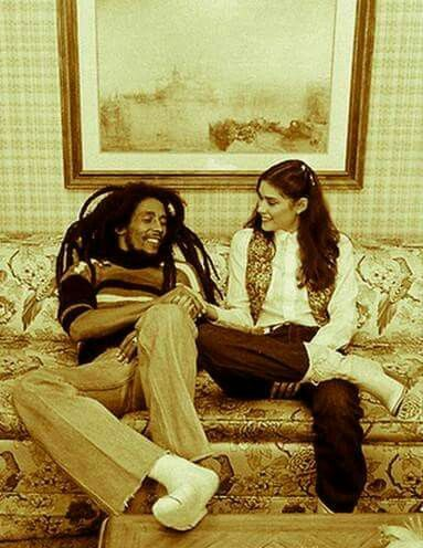 Bob and Girlfriend.....