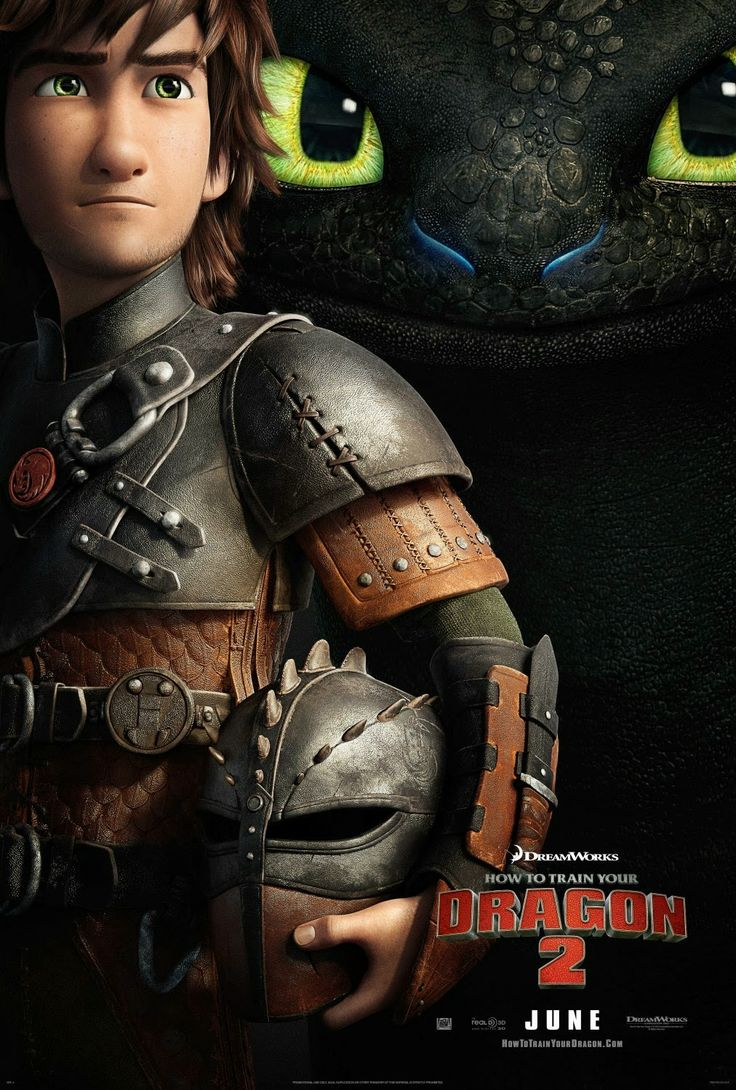 HOW TO TRAIN YOUR DRAGON2 ヒックとドラゴン2