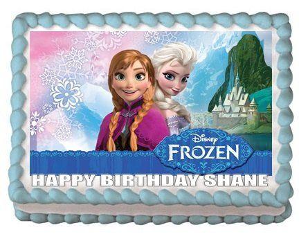 19 best frozen cake ideas images on Pinterest Frozen cake