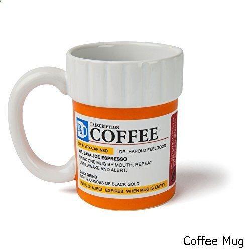 Coffee Mug - BigMouth Inc The Original Prescription Mug