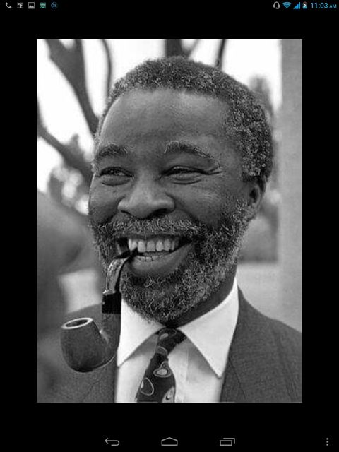 agathachibuike's Blog: World leader today is Thabo Mbeki and it is his bi...