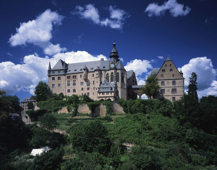 Great Study at Philipps Universit t and visit Marburg us Castle Germany