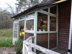 *Living Cafe* ♀ママさん建築士の素敵なリフォーム・庭・家具・雑貨:西の魔女が死んだロケ現場