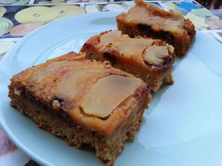 Vegspiration - Blog de inspiración vegana: Pastelitos de avena, plátano y manzana