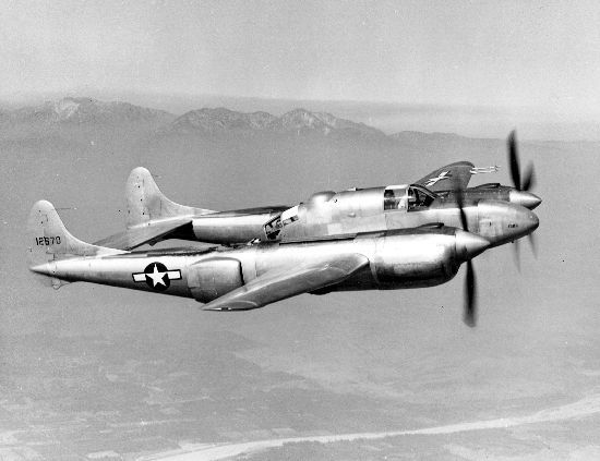 "retrowar: ""  Lockheed XP-58 Chain Lightning """