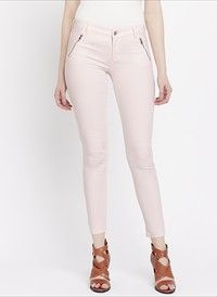 Kate Colored Jeans with Zip Pockets. Get substantial discounts up to 50% Off at Dynamite Clothing using coupon & Promo Codes.