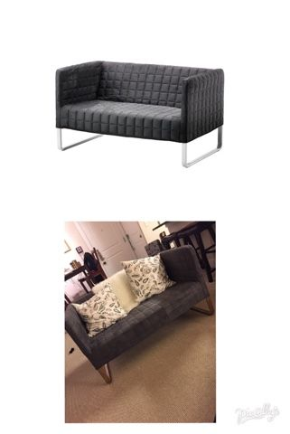 Ikea Knopparp Loveseat Hack!