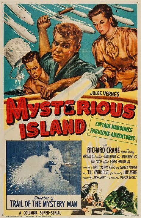 Mysterious island serials Ecosia Island movies, Movie