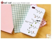 Funda Iphone 4 SMALL CAT http://www.quemoneria.com