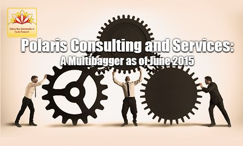 Polaris Consulting is a multibagger stock recommendation by our stock market experts. The stock has great upside potential and strong fundamentals. Read why?