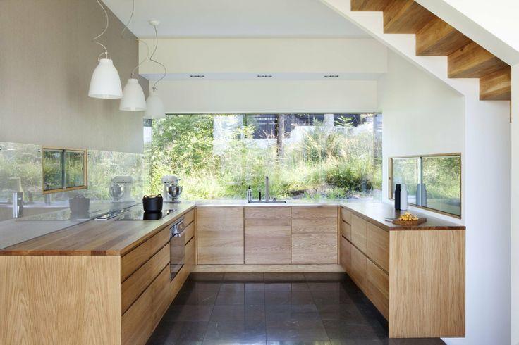 Snekkerbygget kjøkken