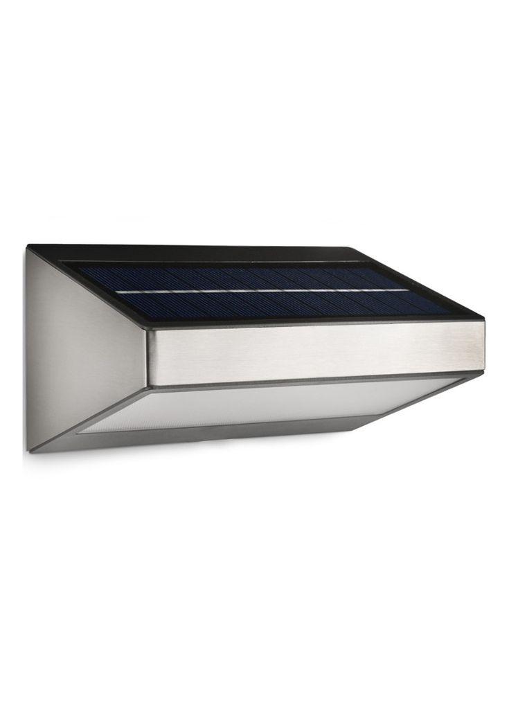 Philips Greenhouse buitenlamp met zonnecel • de Bijenkorf