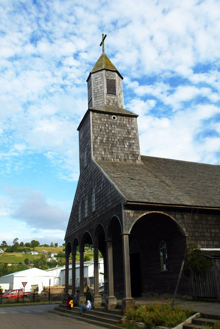 Iglesia Santa María de Achao