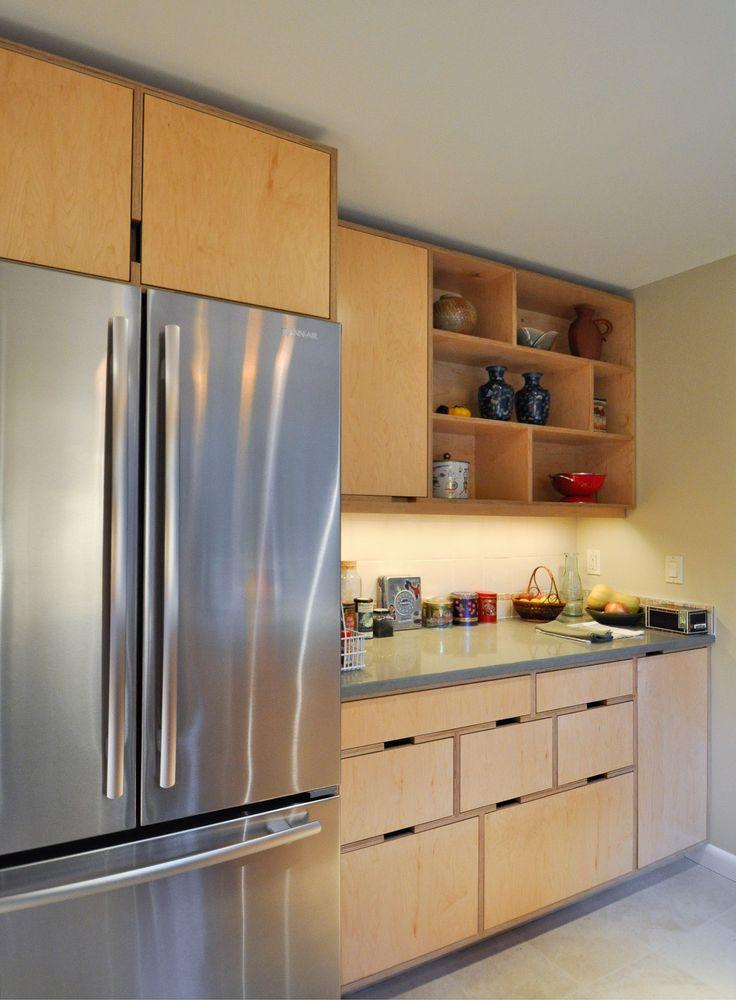 Kitchen Cabinet Interior Design: Bonus Workspace (With Images)