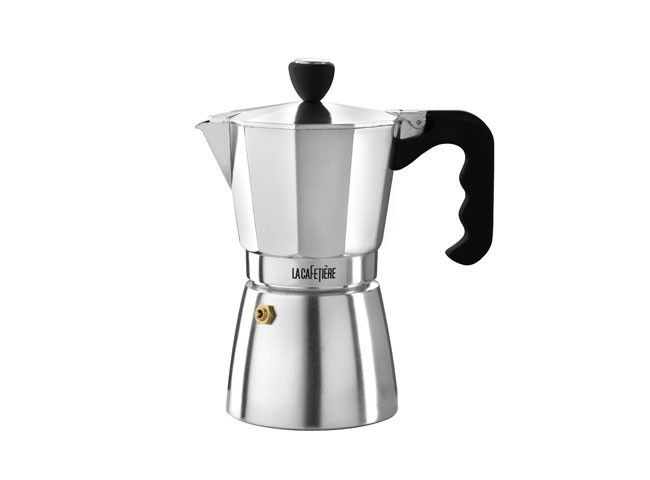 Timeless classic.  La Cafettiere Classic Expresso Maker