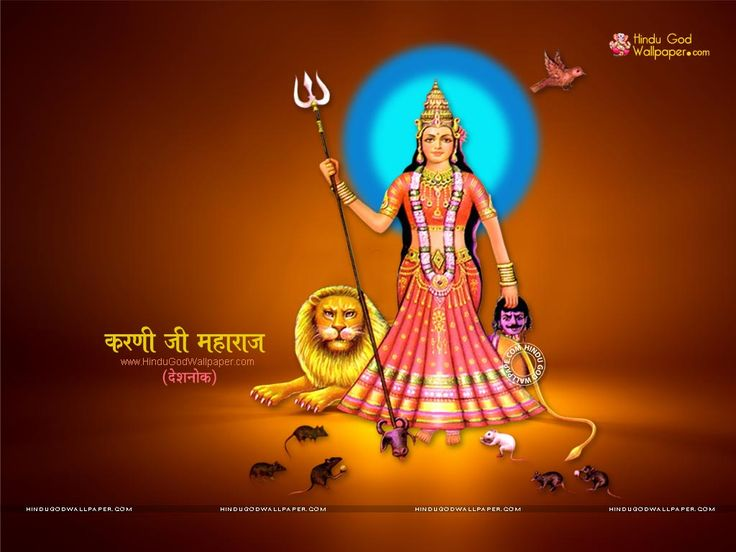 Karni Mata Wallpapers, Images & Photos Free Download