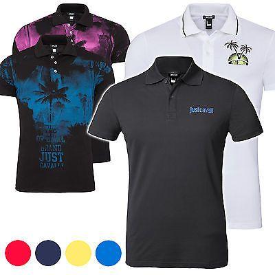 Just Cavalli - Poloshirt, Herren, verschiedene Farben (4)
