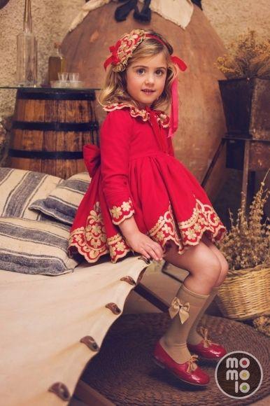 MOMOLO | moda infantil |  Vestidos La Amapola, Tocados La Amapola, Calcetines La Amapola, Bailarinas La Amapola, niña, 20160901123820