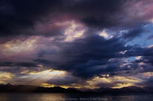 Ciel d'orage -