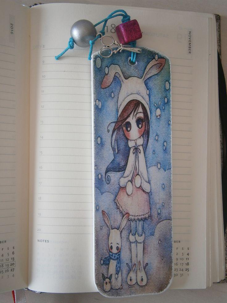 Anime bookmark, zakładka