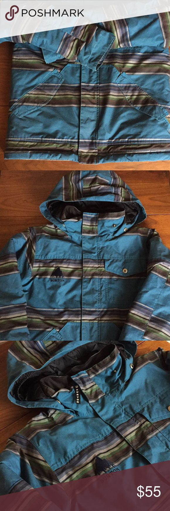 Burton Dry Ride Snowboarding Jacket size Medium Burton Dry Ride Snowboarding Jacket size Medium in great condition!!! Burton Jackets & Coats